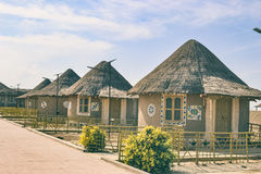 Chałupa kurort Obrazy Royalty Free