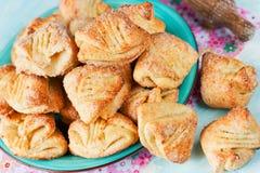 Chałupa sera i cukrowych ciastek wron cieki Obraz Stock