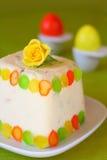 chałupa serowy deser Easter Fotografia Stock