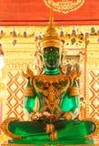 Chabet Buddha Wat Phra Że Doi Suthep jest Theravada buddhis obraz stock