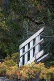 Chabet rośliny i Łamająca brama Zdjęcia Stock