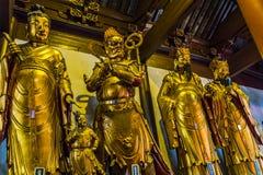 Chabeta Buddha świątynia Zdjęcia Royalty Free