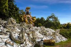 Chabeta cesarza statua zdjęcie stock