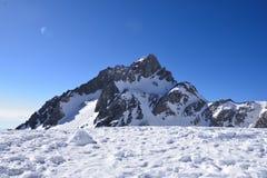 Chabeta smoka śniegu góra Zdjęcie Stock
