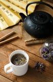 Chabrowy z herbacianą polewką Zdjęcia Stock