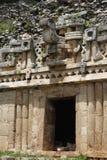Chac Mask Labna Maya Site Royalty Free Stock Image