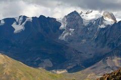 Chacaltaya Range, Bolivia Royalty Free Stock Photography