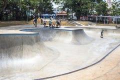 Chacara做骑师公园 免版税图库摄影