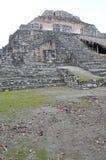 Chacchoben Mayan Ruins Stock Image
