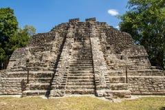 Chacchoben Mayan Ruins H Royalty Free Stock Photography