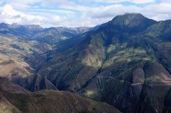 Chachapoyas -秘鲁 免版税图库摄影