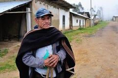 Chachapoyas - il Perù Immagine Stock