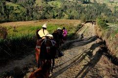 Chachapoyas - le Pérou Photo libre de droits