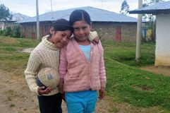 Chachapoyas - le Pérou Photographie stock libre de droits