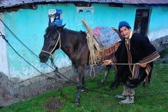 Chachapoyas - Peru Stockfotografie