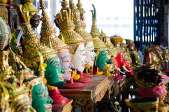 ChaChengSal,THAILAND - May 8 2014 : Unidentified Teachers and pu Royalty Free Stock Images
