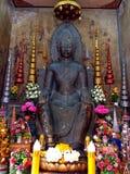 Chacheongchao,泰国8月23日2014年:佛教图象和宗教 免版税库存图片