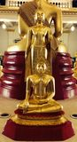 Chacheongchao, Tailândia 23 de agosto de 2014: Imagem e religião do budismo Fotografia de Stock