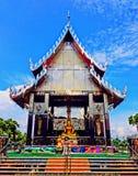Chacheongchao, Tailândia 23 de agosto de 2014: Imagem e religião do budismo Fotos de Stock