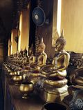 Chacheongchao, Thailand-Buddhism image and religion Royalty Free Stock Photo