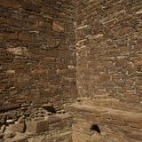 chaco废墟 免版税库存图片