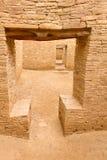 Chaco文化国家历史公园 免版税库存照片