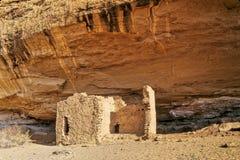 chaco каньона остает Стоковые Фото