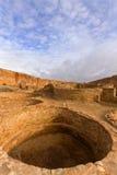 Chaco文化国家历史公园 免版税库存图片