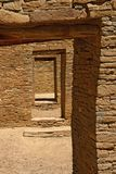 Chaco canyon doors Stock Photography