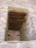 Chaco Canyon, N.M. Royalty Free Stock Image