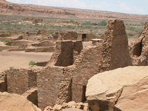Chaco Canyon, N.M. Stock Photo
