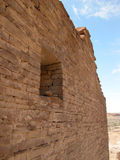 Chaco Canyon, N.M. Stock Image