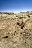 Chaco Canyon Ruins Stock Photography