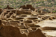 Chaco Culture National Historic Park Royalty Free Stock Photography