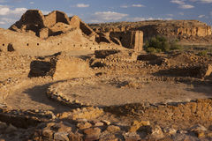 Chaco Culture National Historic Site royalty free stock image