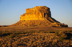 Chaco Culture National Historical Park Royalty Free Stock Images