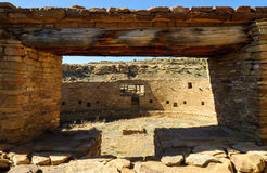 Chaco Culture National Historical Park Royalty Free Stock Photo