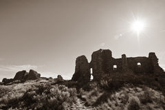 Chaco Culture National Monument stock images