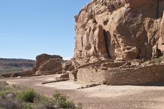 Chaco Culture NHP Stock Photos