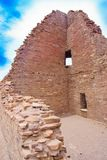 Chaco Culture ruins Royalty Free Stock Images