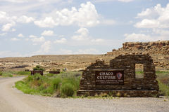 Chaco Entrance Stock Images