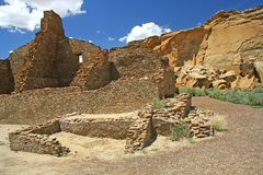 Chaco kanjon Royaltyfri Foto