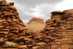 Chaco Kulturruinen Stockfotos