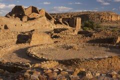 chaco kultury historyczny krajowy miejsce Obraz Royalty Free