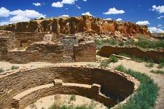 Chaco-Schlucht Lizenzfreie Stockfotografie