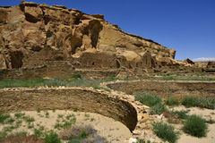 Chacoan cultural site Royalty Free Stock Photography