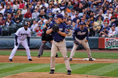 Chad Gaudin Padres Pitcher Royalty Free Stock Photography