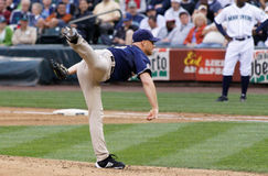 Chad Gaudin Padres Pitcher Royalty Free Stock Images