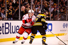 Chad Larose Carolina Hurricanes Royalty Free Stock Image