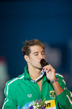 Chad Le Clos Royalty Free Stock Photos